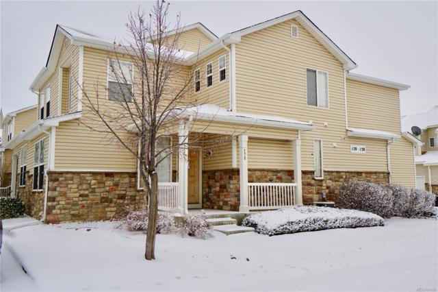 178 Alyssum Drive 17A, Brighton, CO 80601 (MLS #5897159) :: Bliss Realty Group