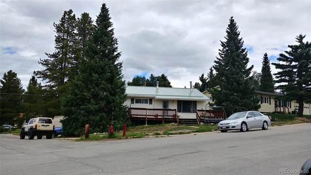 630 W 6th Street, Leadville, CO 80461 (MLS #5897237) :: 8z Real Estate