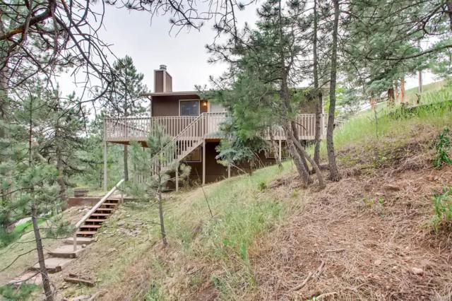 4990 Mt Vista Court, Evergreen, CO 80439 (#5897280) :: My Home Team