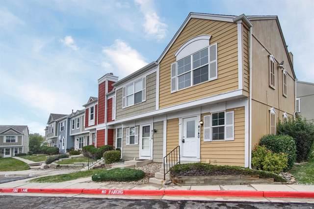 4140 Baytown Drive, Colorado Springs, CO 80916 (MLS #5897381) :: 8z Real Estate
