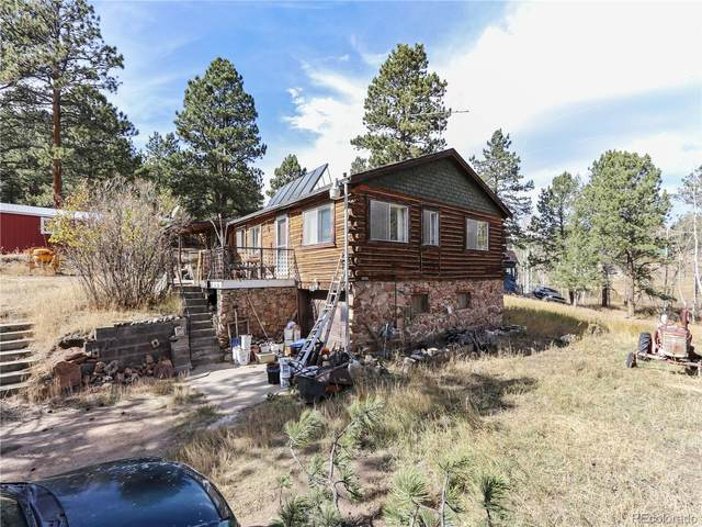 14003 S Hazel Avenue, Pine, CO 80470 (#5897660) :: Kimberly Austin Properties