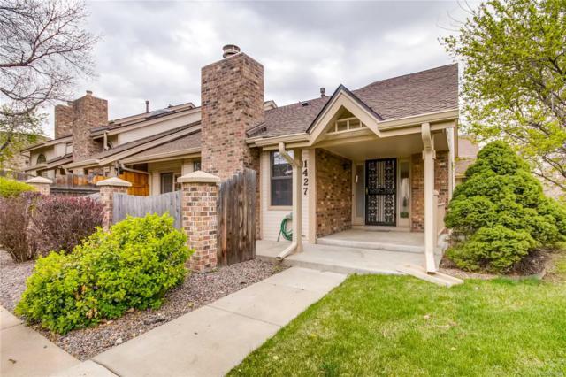 1427 W Lake Court, Littleton, CO 80120 (#5898011) :: The Healey Group