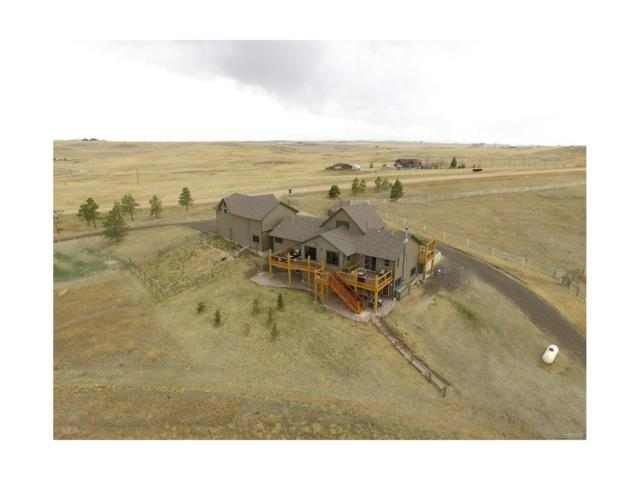29888 Rawhide Court, Elizabeth, CO 80107 (MLS #5898086) :: 8z Real Estate