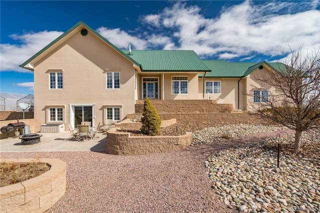 22970 Murphy Road, Calhan, CO 80808 (#5898376) :: The Griffith Home Team