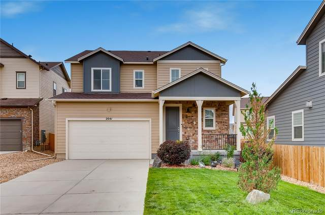 2041 Trail Stone Court, Castle Rock, CO 80108 (MLS #5898458) :: Neuhaus Real Estate, Inc.