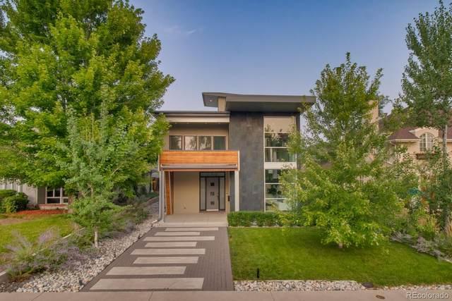 150 Hudson Street, Denver, CO 80220 (#5898590) :: milehimodern