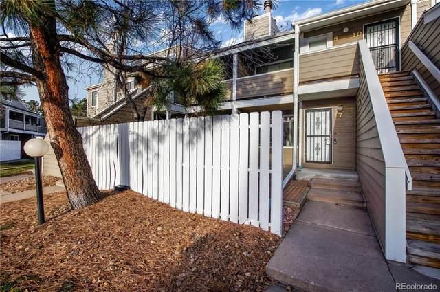 1752 S Trenton Street #7, Denver, CO 80231 (#5898871) :: Kimberly Austin Properties