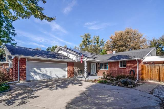 5205 W Brown Place, Denver, CO 80227 (#5899637) :: The Peak Properties Group