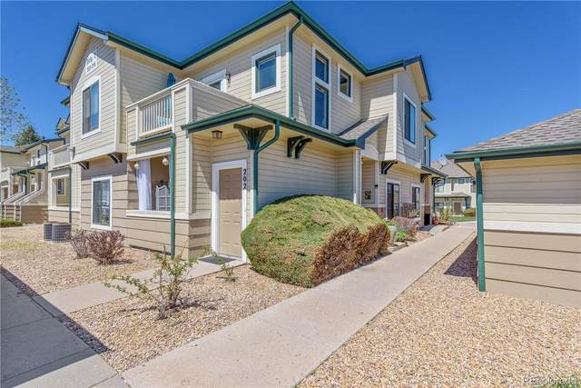 8707 E Florida Avenue #201, Denver, CO 80247 (#5899674) :: Colorado Home Finder Realty