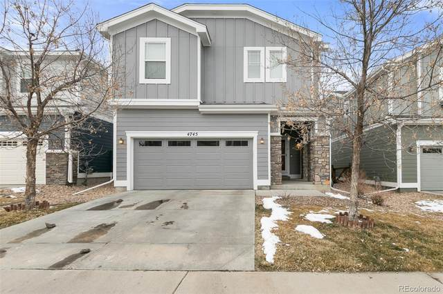 4745 S Picadilly Court, Aurora, CO 80015 (#5900028) :: The Griffith Home Team