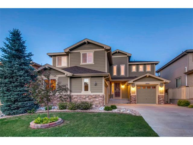10764 Glengate Circle, Highlands Ranch, CO 80130 (#5900040) :: The Griffith Home Team