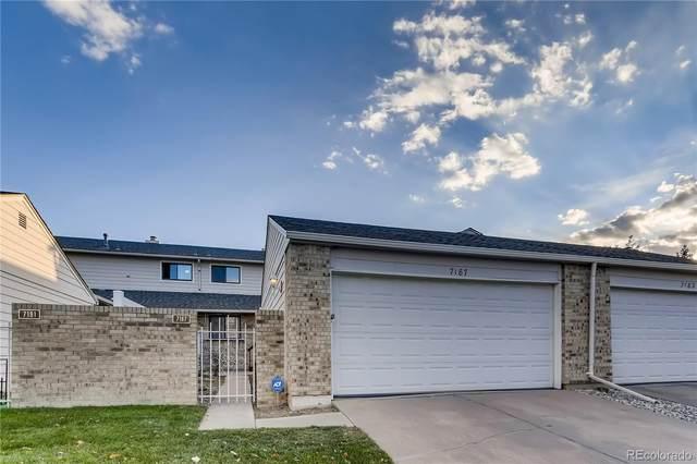 7187 S Vine Circle, Centennial, CO 80122 (#5900046) :: Wisdom Real Estate