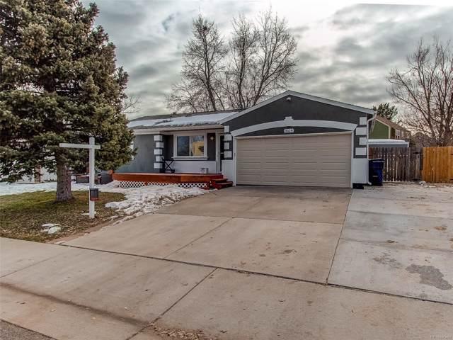 9614 W David Place, Littleton, CO 80128 (MLS #5900162) :: 8z Real Estate