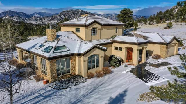 2970 Little Valley Road, Estes Park, CO 80517 (MLS #5900295) :: 8z Real Estate