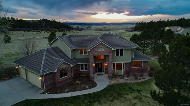 255 Grey Squirrel Way, Franktown, CO 80116 (#5900375) :: The DeGrood Team