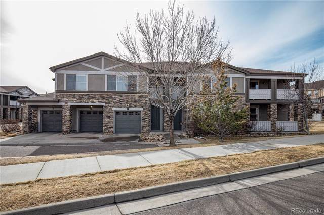 9301 Las Ramblas Court H, Parker, CO 80134 (#5900611) :: Colorado Home Finder Realty