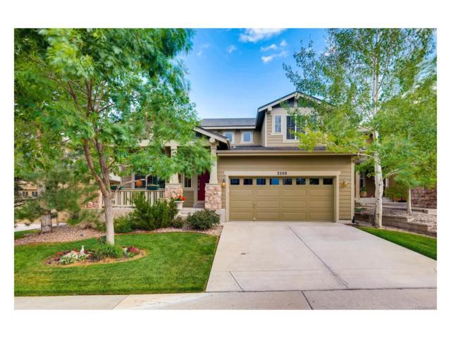 3200 Fox Sedge Lane, Highlands Ranch, CO 80126 (MLS #5900779) :: 8z Real Estate