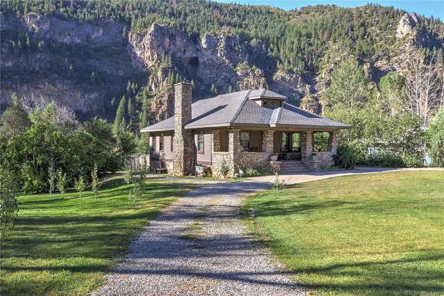 1276 County Road 129, Glenwood Springs, CO 81601 (MLS #5900865) :: 8z Real Estate