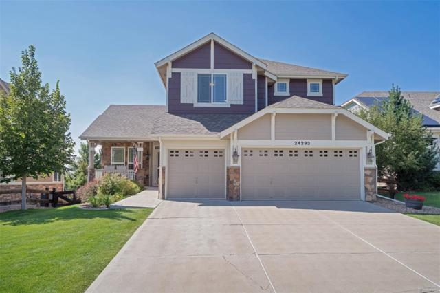 24293 E Fremont Drive, Aurora, CO 80016 (#5900929) :: Colorado Home Finder Realty