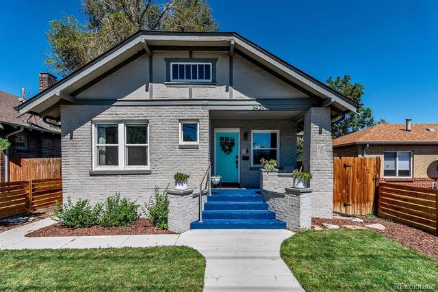 3429 Bruce Randolph Avenue, Denver, CO 80205 (MLS #5901277) :: Bliss Realty Group