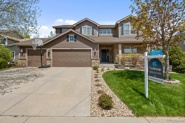 2922 E 135th Place, Thornton, CO 80241 (#5901374) :: Mile High Luxury Real Estate