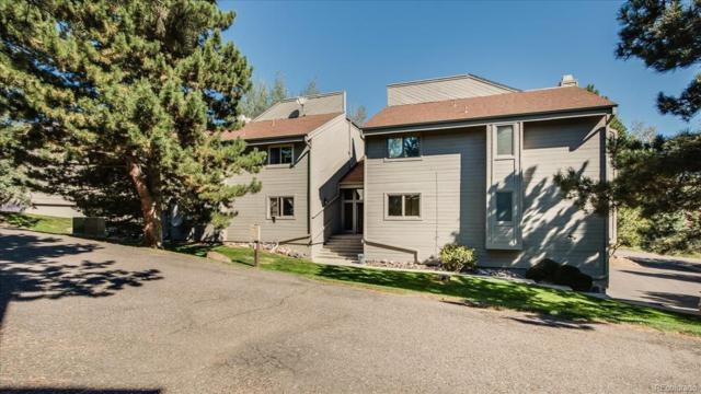 23578 Pondview Place D, Golden, CO 80401 (#5901417) :: The Heyl Group at Keller Williams