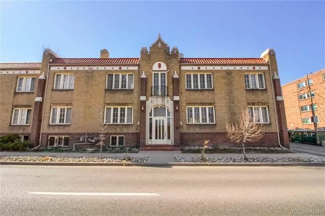 2330 E 13th Avenue #5, Denver, CO 80206 (#5901426) :: Briggs American Properties