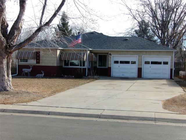4968 S Sherman Street, Englewood, CO 80113 (#5901677) :: The Peak Properties Group