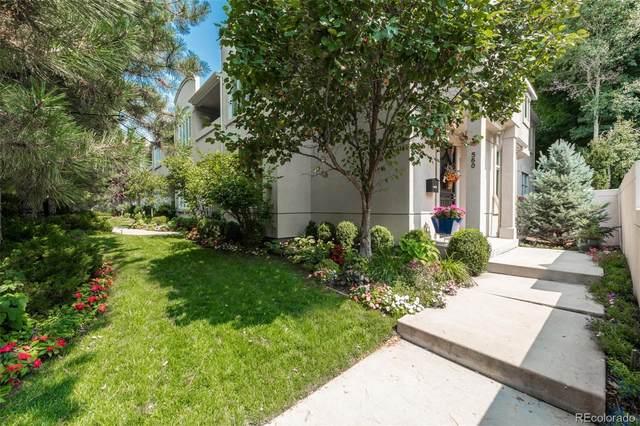 560 Josephine Street, Denver, CO 80206 (MLS #5901774) :: 8z Real Estate