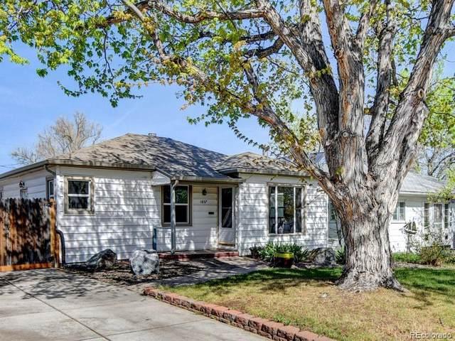 1857 S Adams Street, Denver, CO 80210 (#5901961) :: Briggs American Properties