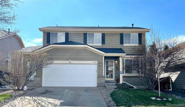 10561 Tiger Point, Littleton, CO 80124 (#5902162) :: Sultan Newman Group