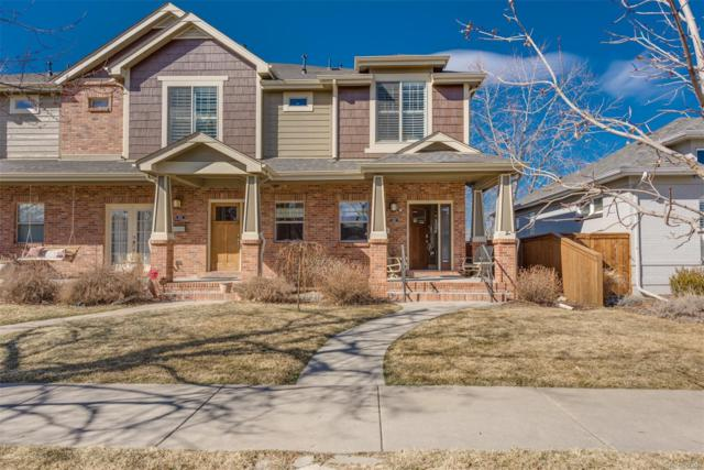 1665 S Sherman Street, Denver, CO 80210 (#5902250) :: The Peak Properties Group