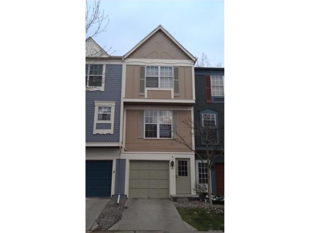 1699 S Trenton Street #59, Denver, CO 80231 (MLS #5902315) :: 8z Real Estate