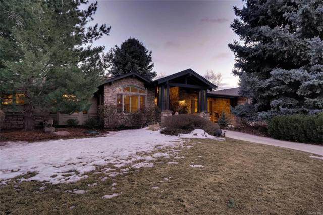 4610 Homestead Street, Littleton, CO 80123 (#5902571) :: The Heyl Group at Keller Williams