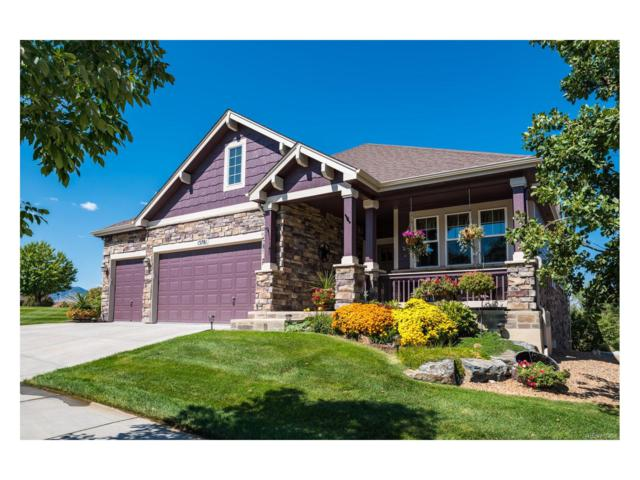 13781 W 87th Drive, Arvada, CO 80005 (#5902579) :: The Healey Group