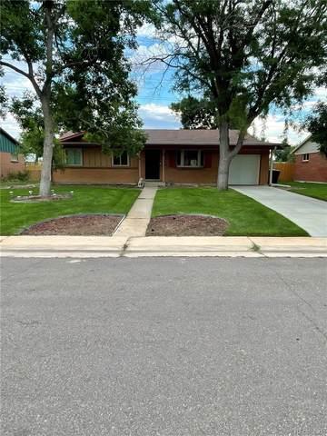 978 S Jasmine Street, Denver, CO 80224 (MLS #5903026) :: Bliss Realty Group