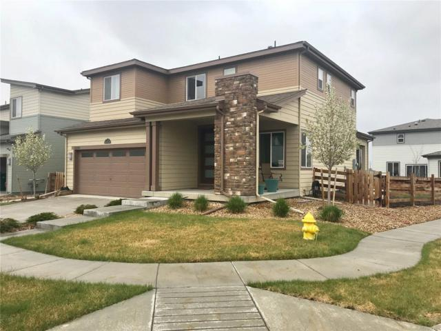 17299 E 109th Avenue, Commerce City, CO 80022 (#5903133) :: The Peak Properties Group