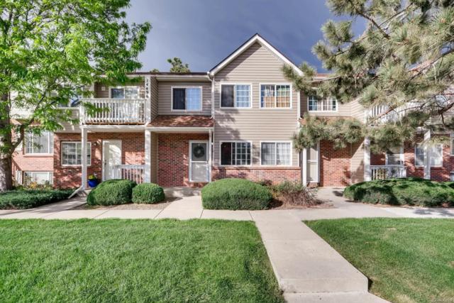 14496 E Tufts Place C, Aurora, CO 80015 (#5903405) :: Wisdom Real Estate