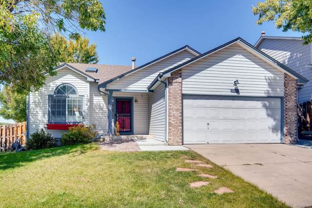 17601 E Harvard Place, Aurora, CO 80013 (MLS #5903546) :: 8z Real Estate