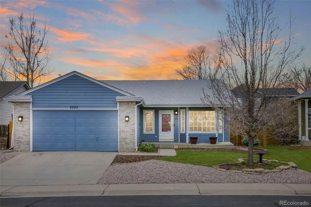 5293 E Kensington Avenue, Castle Rock, CO 80104 (MLS #5903684) :: 8z Real Estate