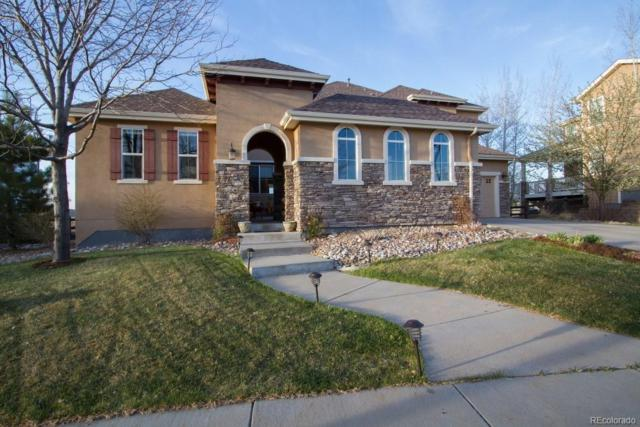 2827 Eagle Circle, Erie, CO 80516 (#5903763) :: The Peak Properties Group