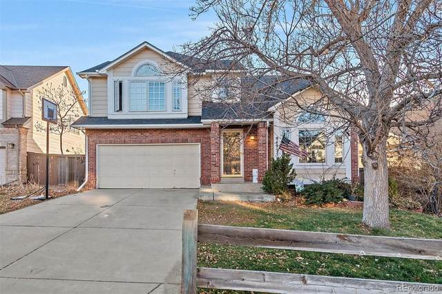 9495 Princeton Circle, Highlands Ranch, CO 80130 (#5903801) :: The DeGrood Team