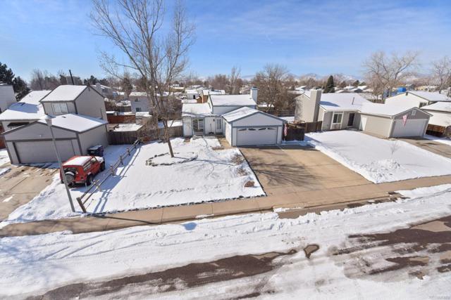 9416 W Wagon Trail Circle, Littleton, CO 80123 (#5904115) :: Bring Home Denver