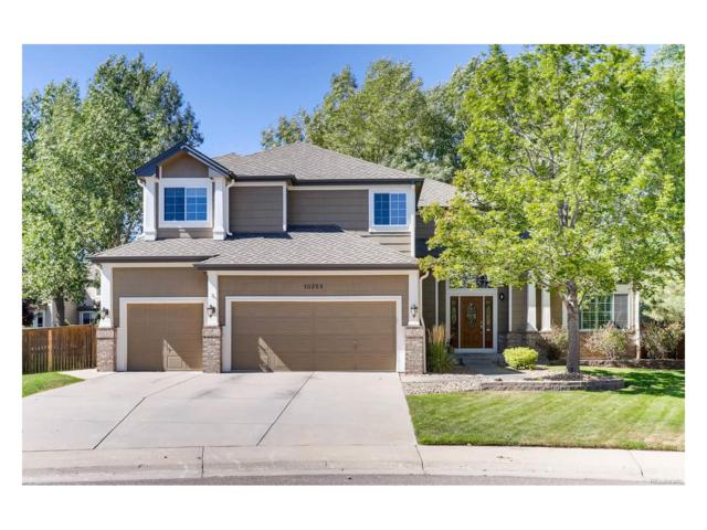 10355 Kettering Lane, Parker, CO 80134 (#5904128) :: The Sold By Simmons Team