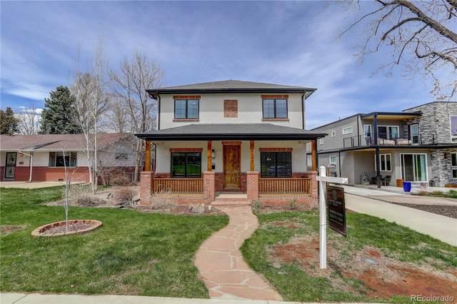 4379 E Dartmouth Avenue, Denver, CO 80222 (#5904151) :: Wisdom Real Estate