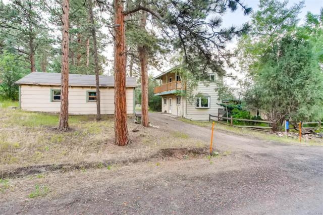 22837 Inca Road, Indian Hills, CO 80454 (#5904349) :: Bring Home Denver