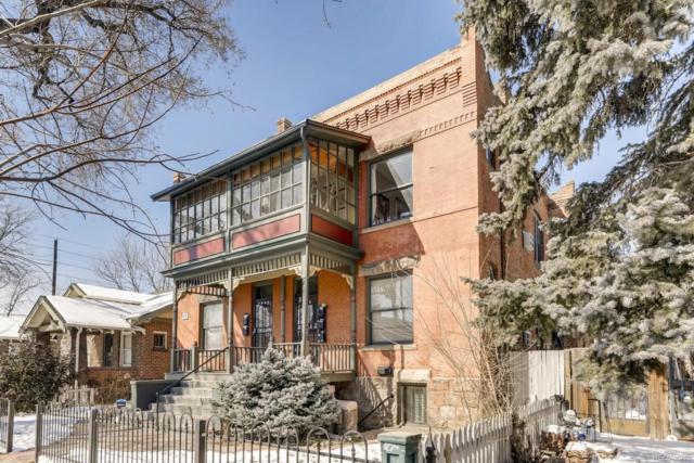 77 W Archer Place #2, Denver, CO 80223 (MLS #5904552) :: 8z Real Estate