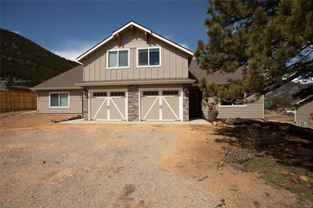1587 Marys Lake Road, Estes Park, CO 80517 (#5904581) :: The Heyl Group at Keller Williams