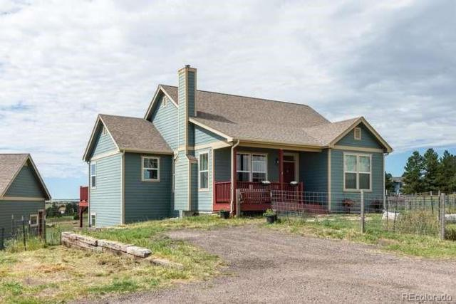 27733 View Circle, Kiowa, CO 80117 (MLS #5904699) :: 8z Real Estate