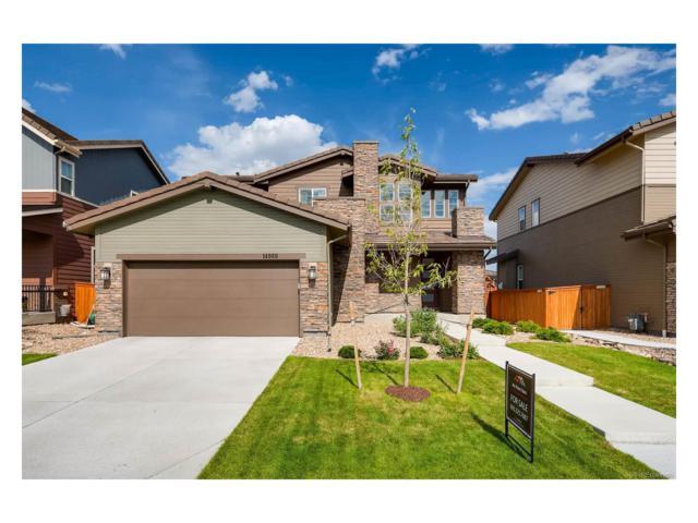 14060 Touchstone Street, Parker, CO 80134 (MLS #5905881) :: 8z Real Estate